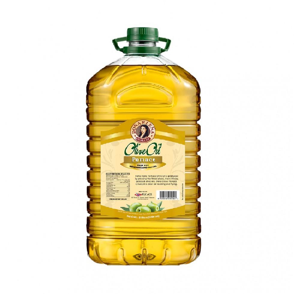 DOÑA ELENA POMACE OLIVE OIL 5L