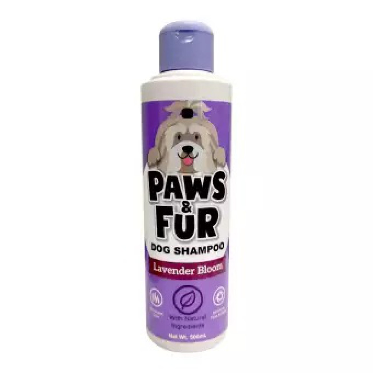 PAWS&FUR DOG SH LAVNDRBLM500ML