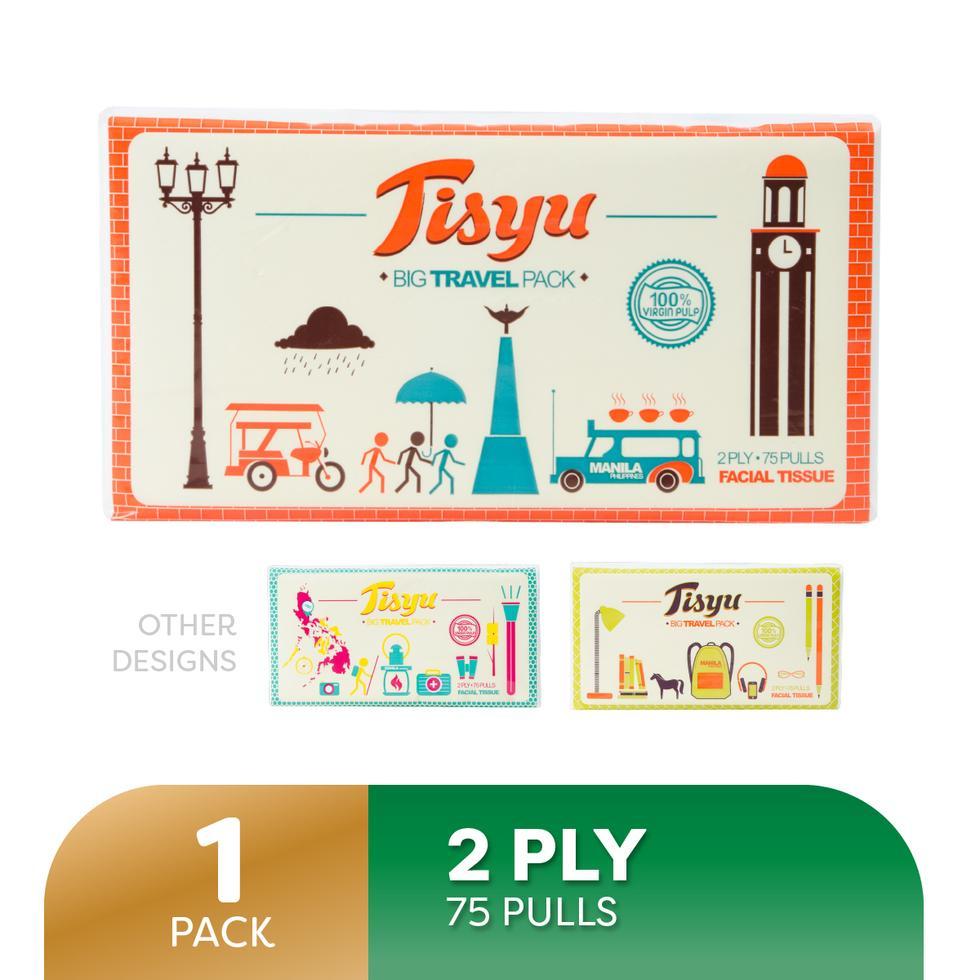 TISYU FT BIG TRAVEL 2P 75S