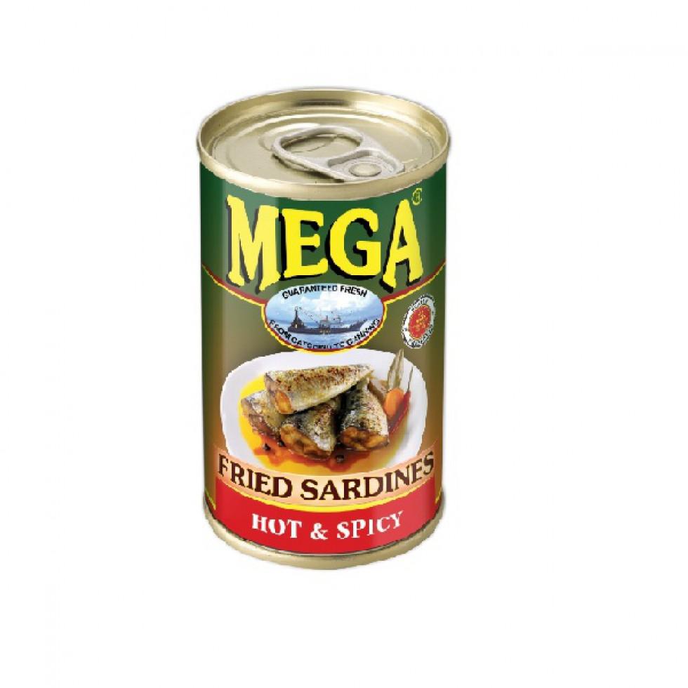 MEGA SARDINES FRIED HT&SPI155G