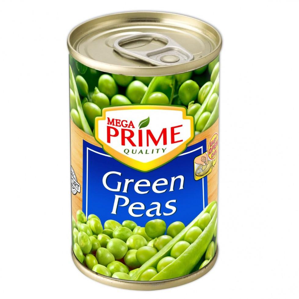 MEGA PRIME GREEN PEAS EOC 155G