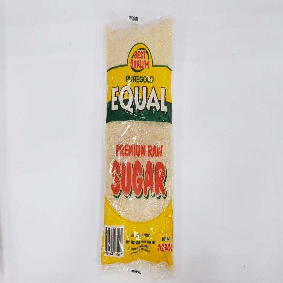 EQUAL WASHED SUGAR 1/2KG