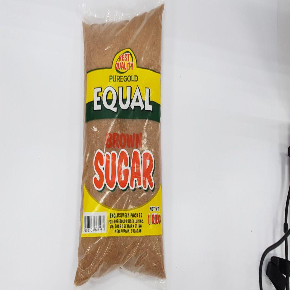 EQUAL BROWN SUGAR 1KG