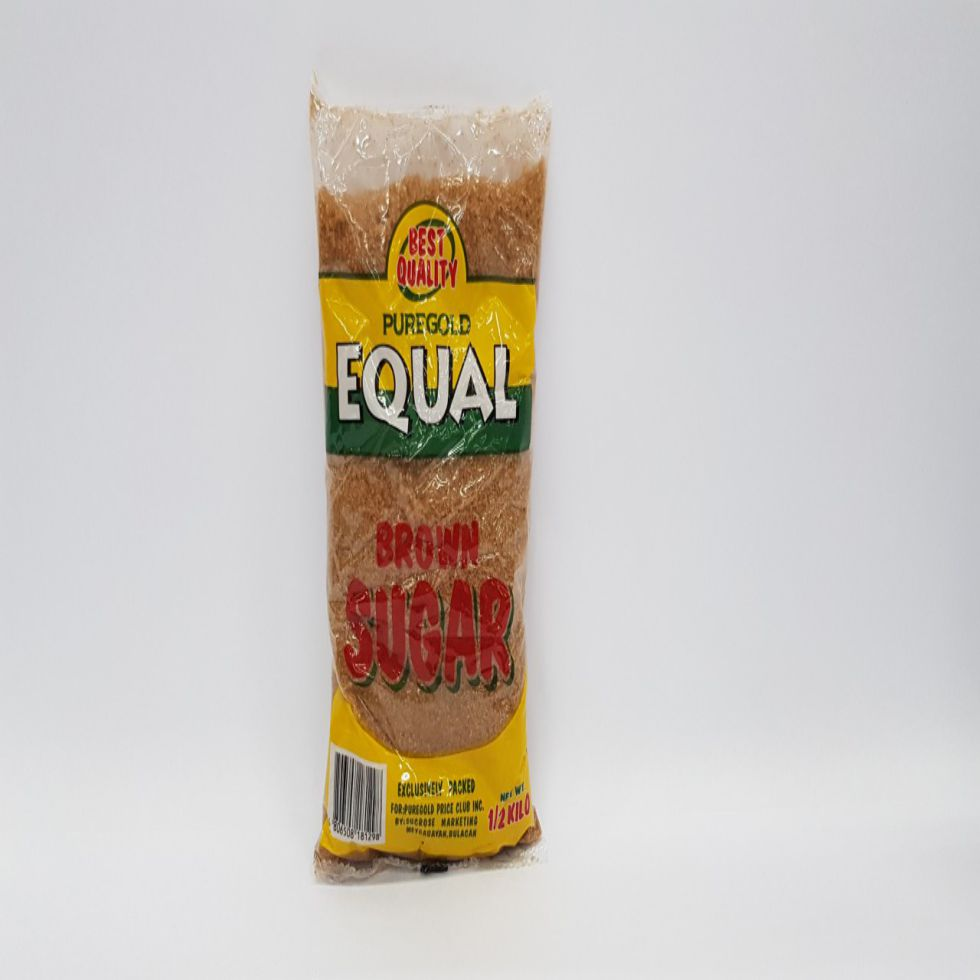 EQUAL BROWN SUGAR 1/2KG