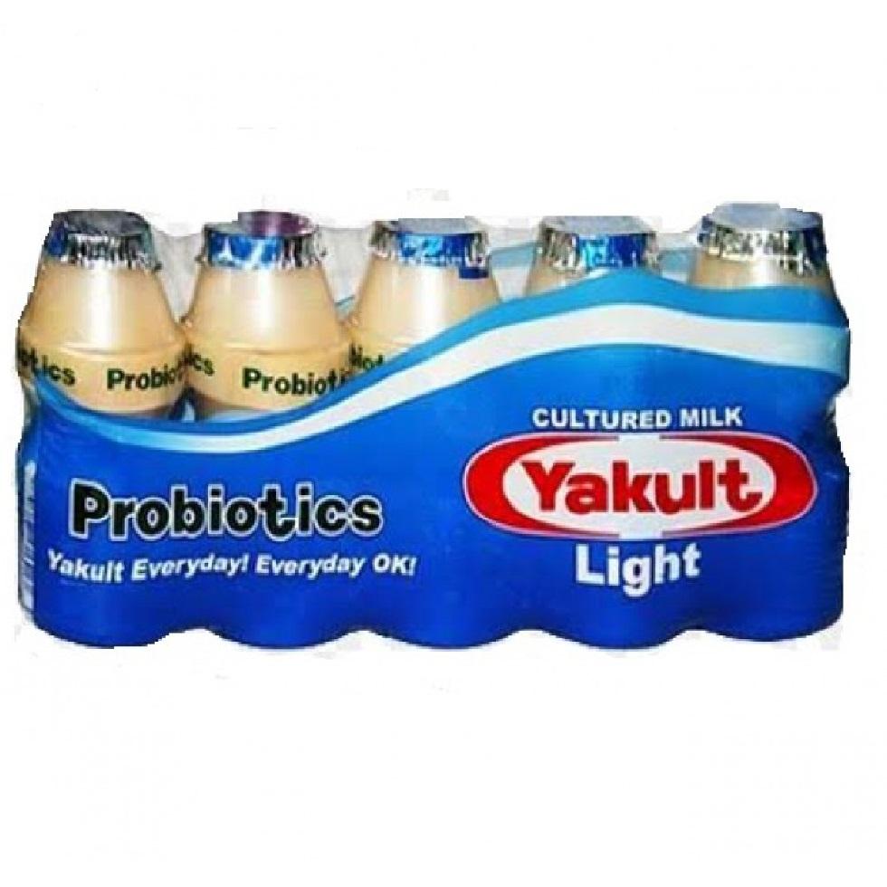 YAKULT LIGHT 80MLX5