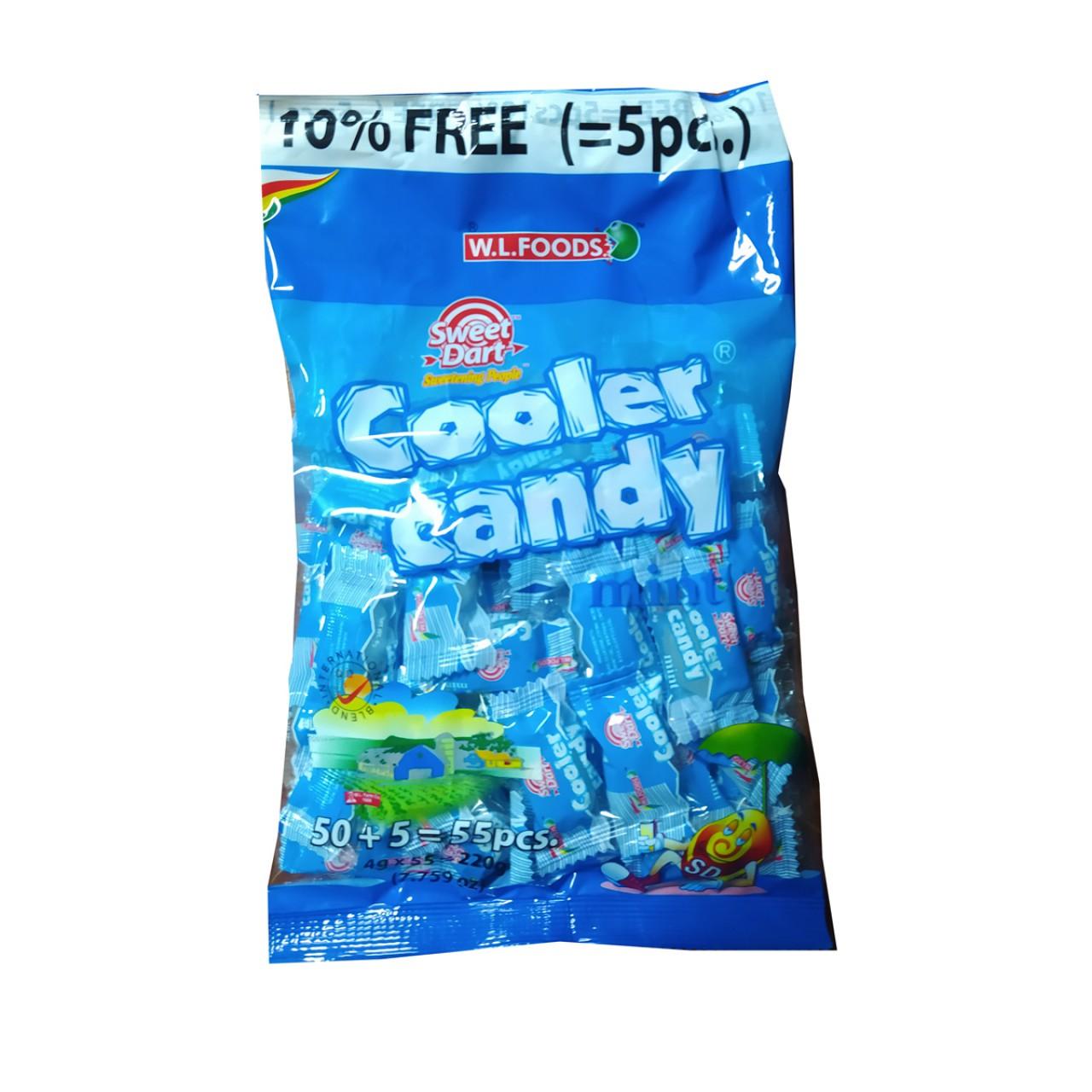 SWEET DART COOLER CANDY 4GX50S