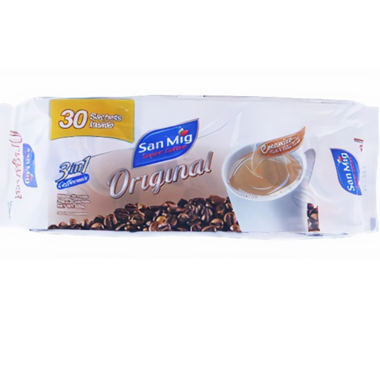 SANMIG COFFEE 3IN1 20GX30S