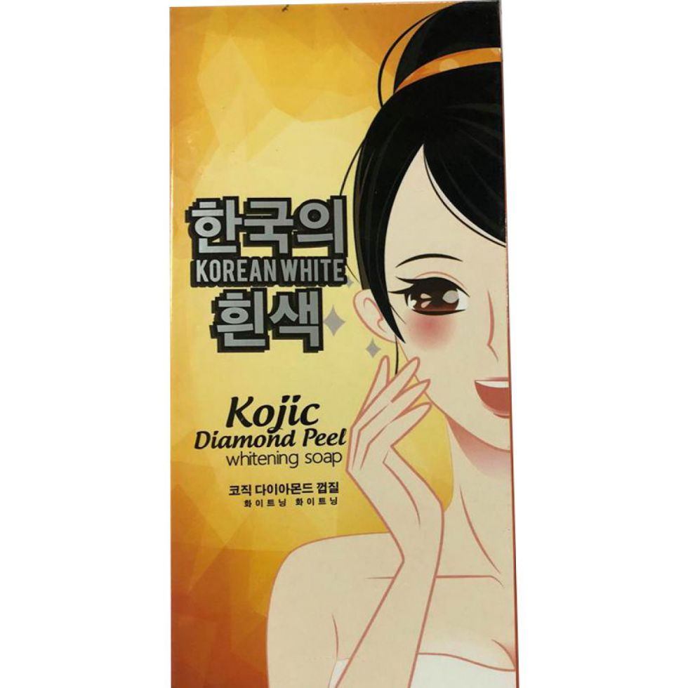 KOREAN WHITE DIAMOND PEEL90G3S