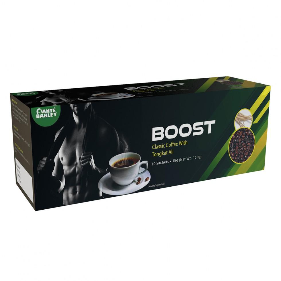 BOOST COFFEE 15GX10S