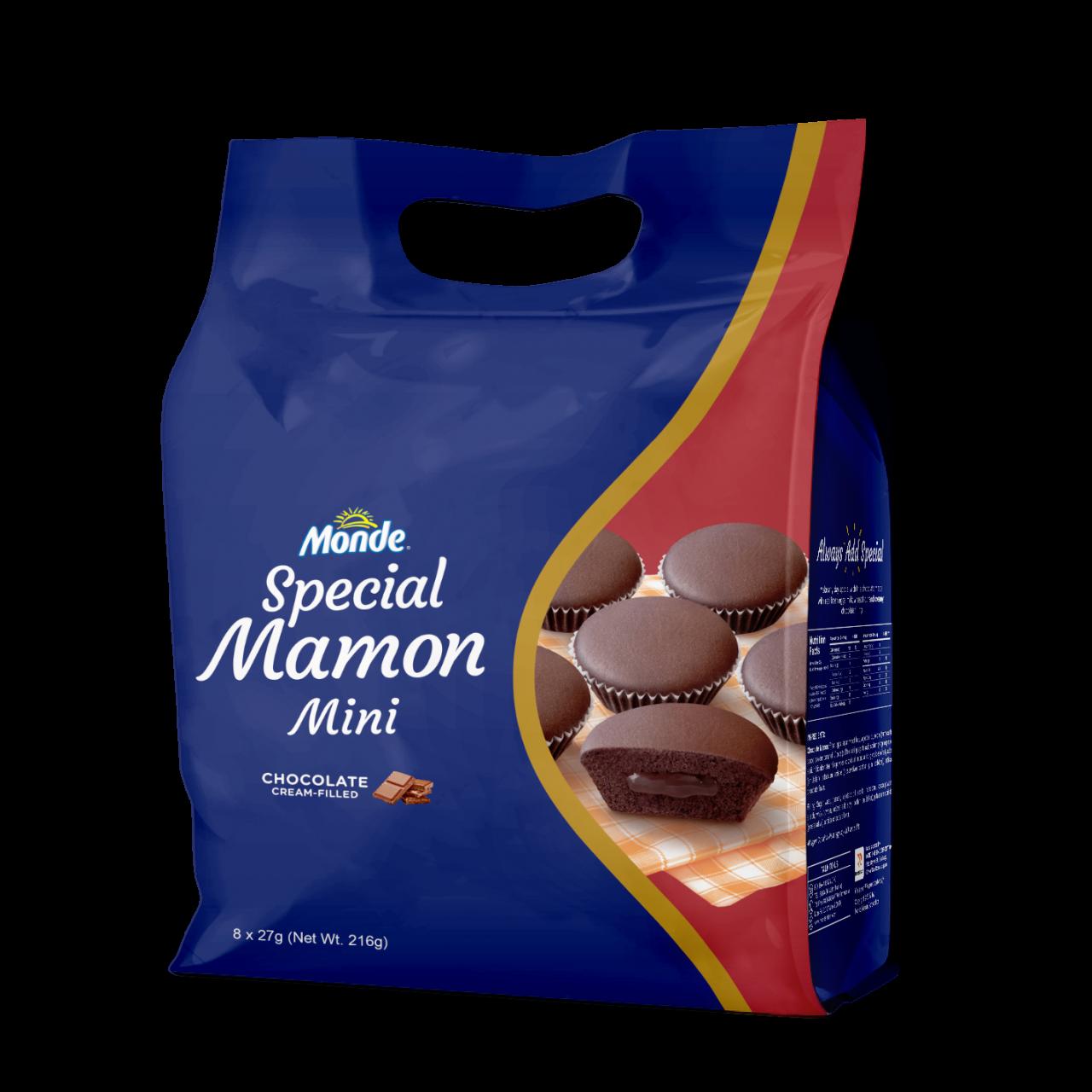 MONDE MAMON SPECIAL MNCHO27G8S