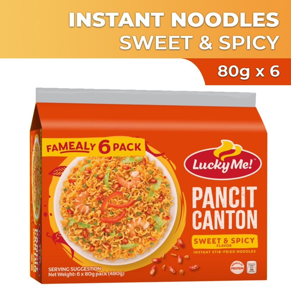 LM! P/CANTON SWT&SPICY 80G6S