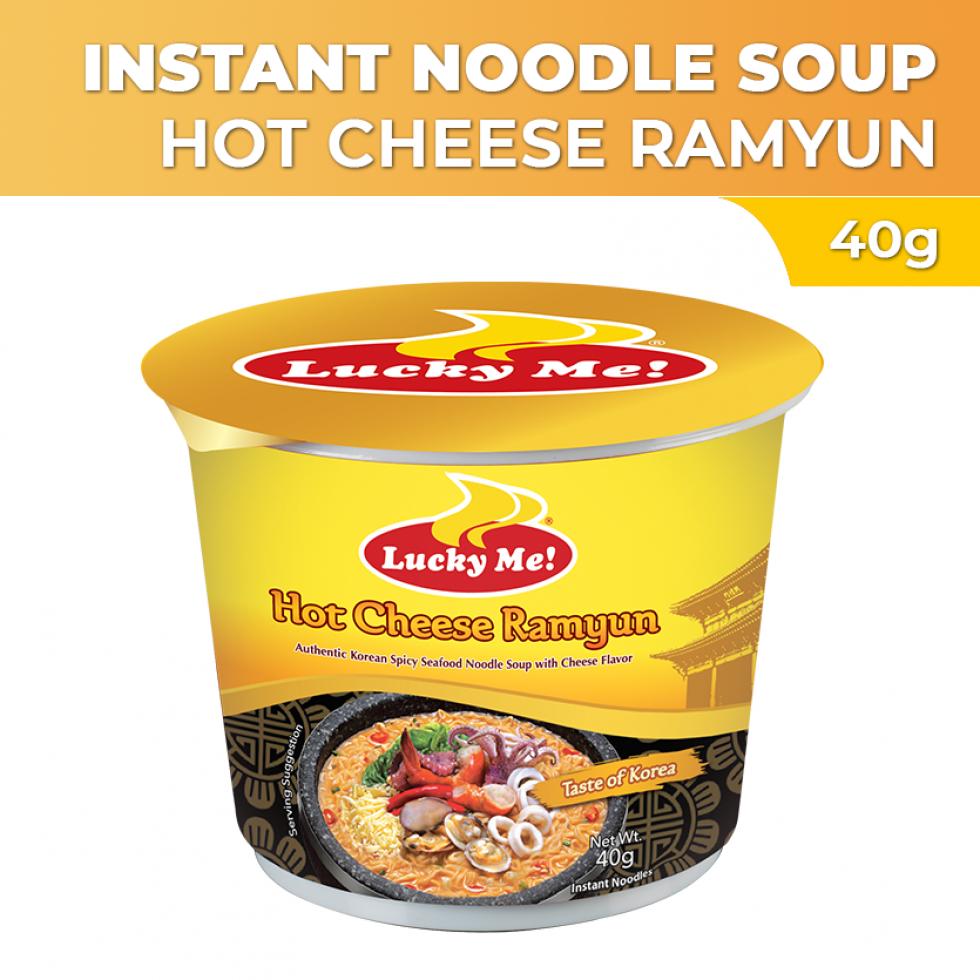 LM! HOT CHEESE RAMYUN 40G