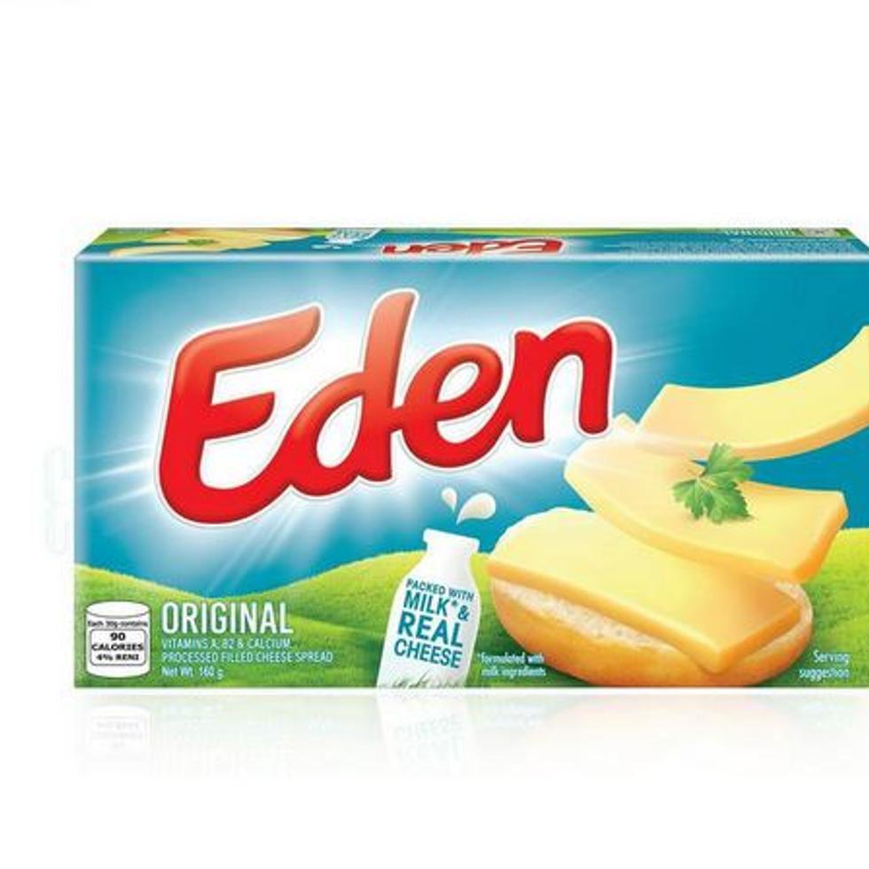 EDEN EDEN FILLED CHEESE 160G, GRATED