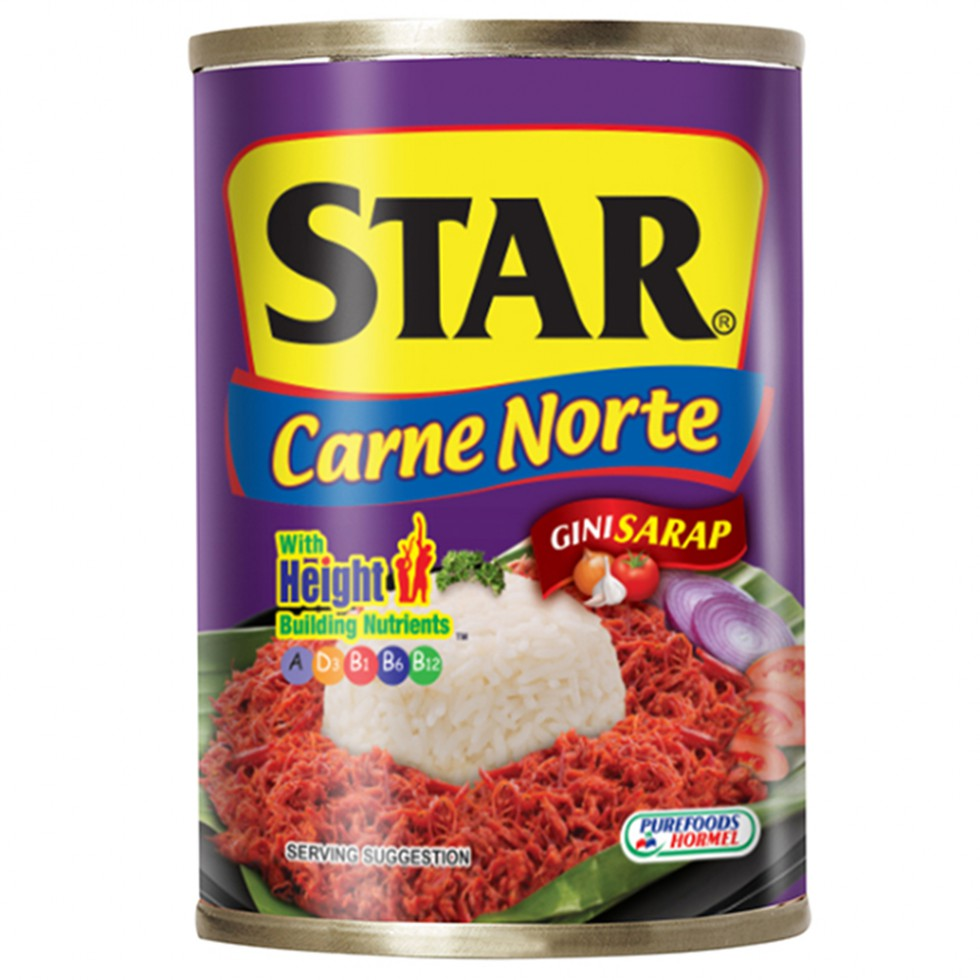 PF STAR CARNE NORTE 150G
