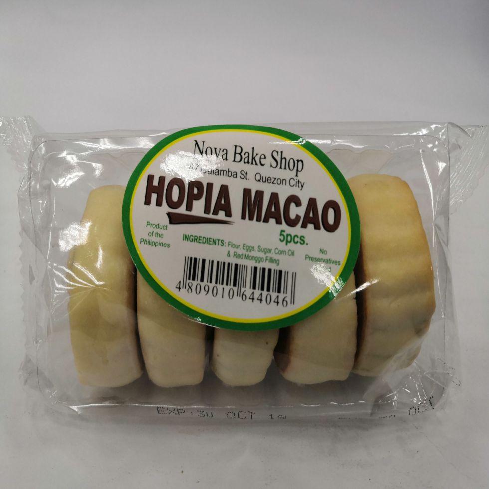 NOVA BAKE SHOP HOPIA MACAO 5'S