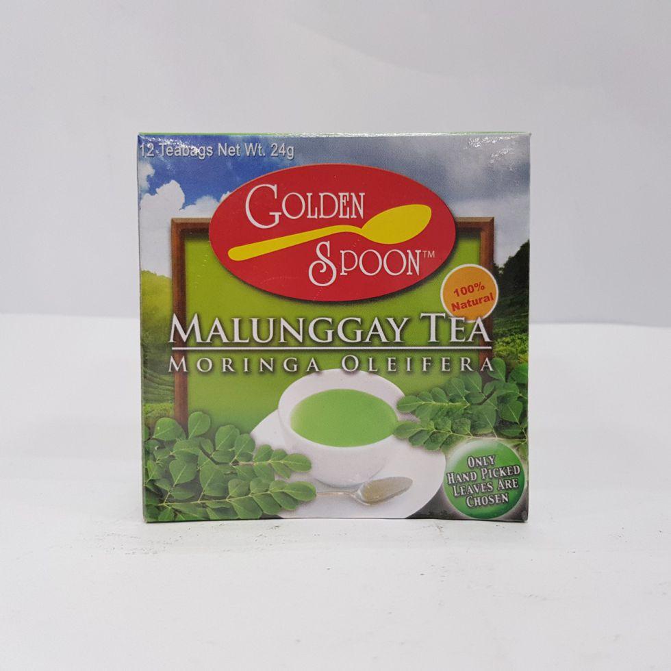 GOLDEN SPOON MALUNGGAY TEA 24G