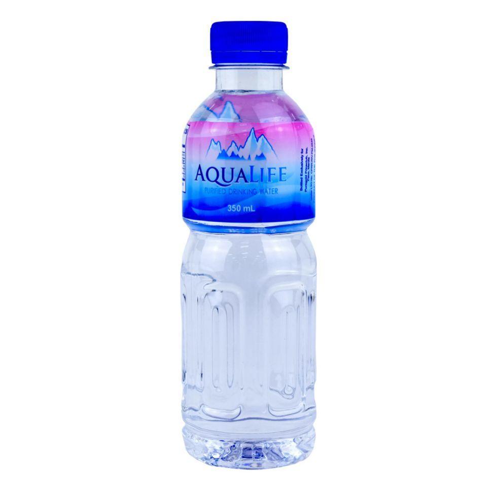 AQUALIFE PURIFIED WATER350ML