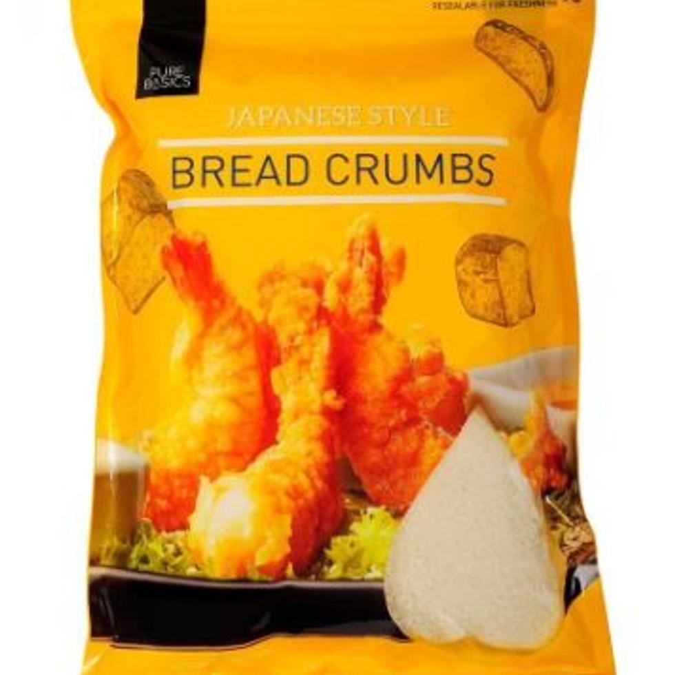 PURE BASICS BREAD CRUMBS 1KG