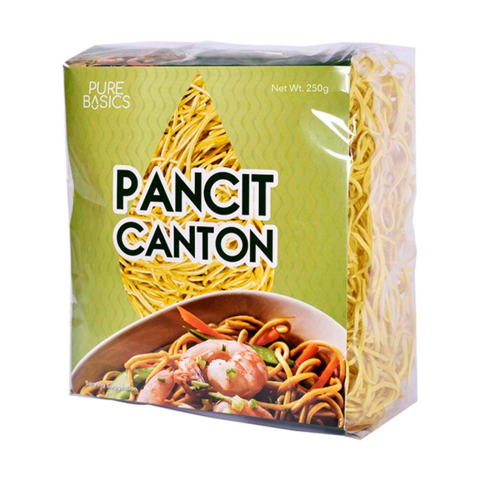 PURE BASICS PANCIT CANTON 250G