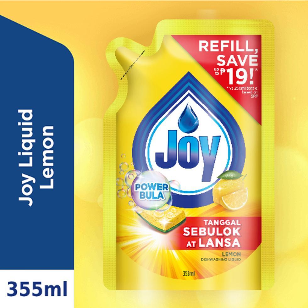 JOY LEMON 355ML REFILL