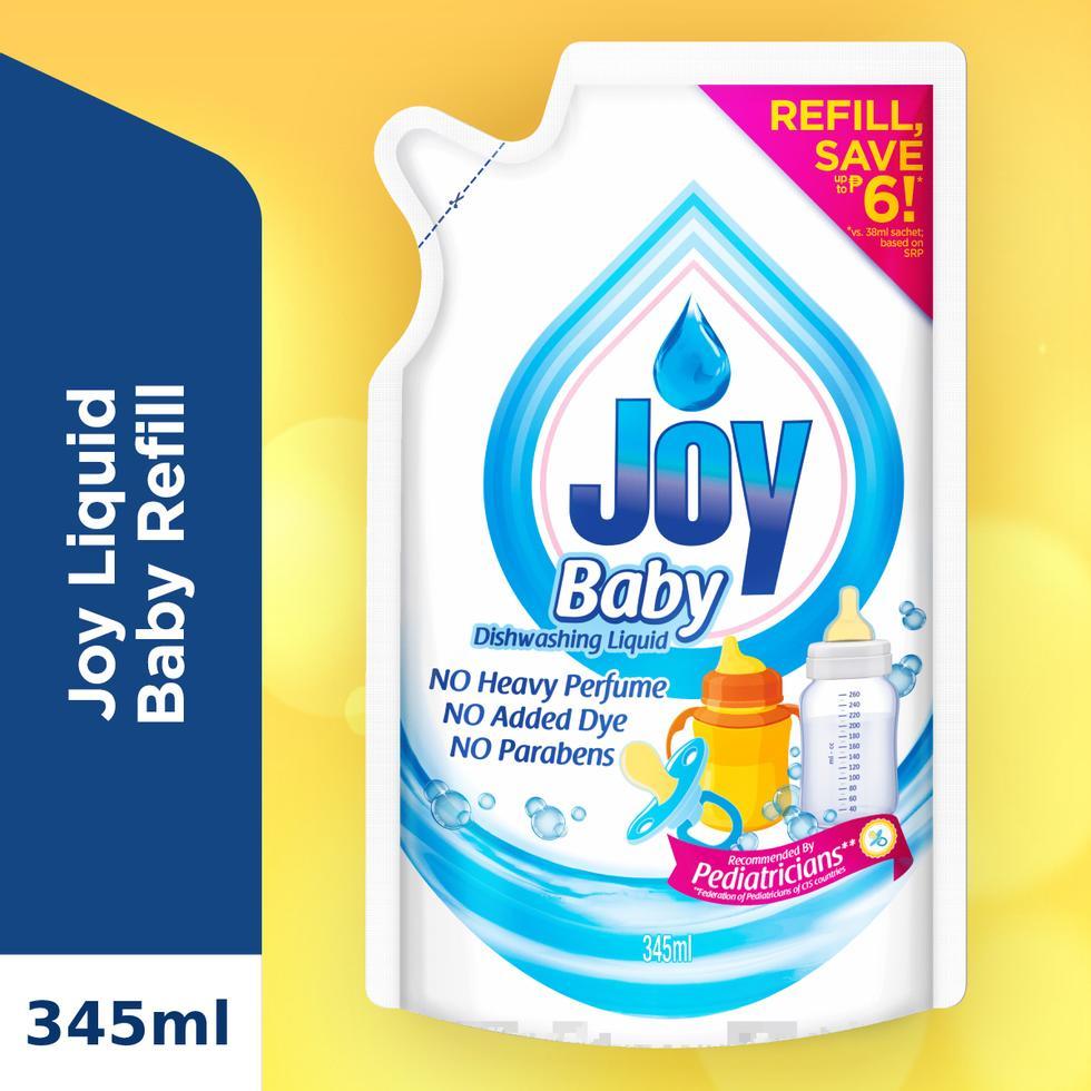 JOY DISHWSHNG BABY REFLL 375ML