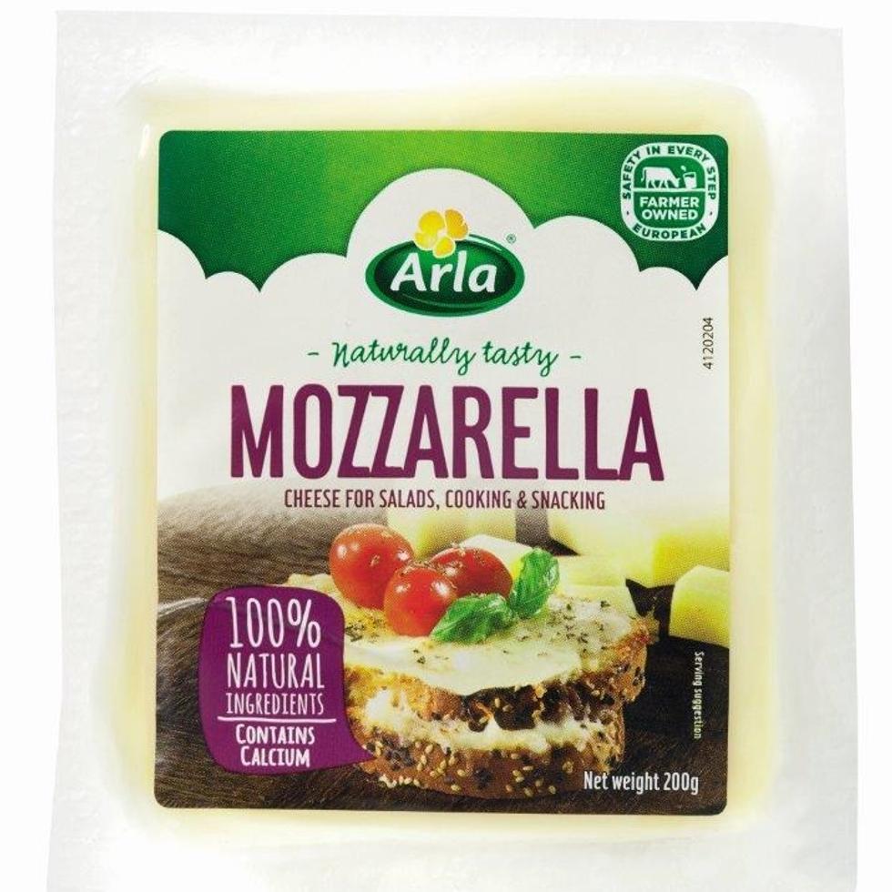 ARLA MOZZARELLA 200G