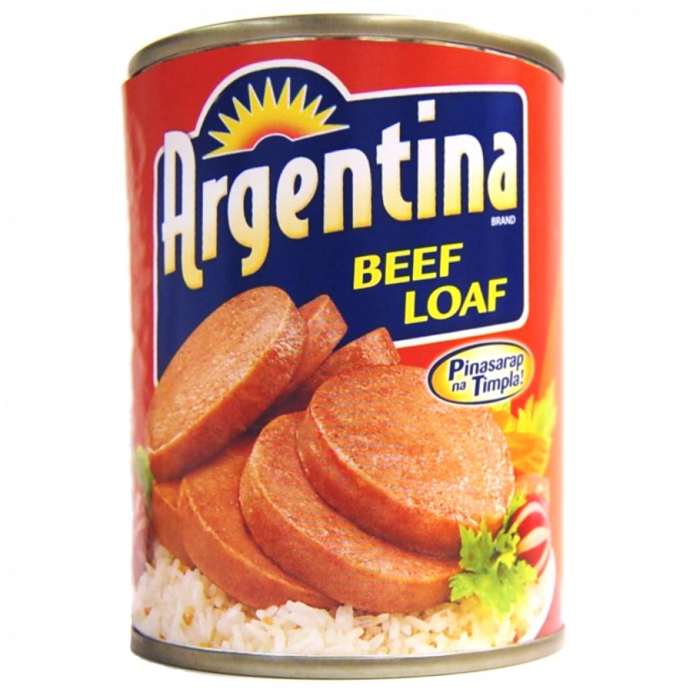 ARGENTINA BEEF LOAF 250G