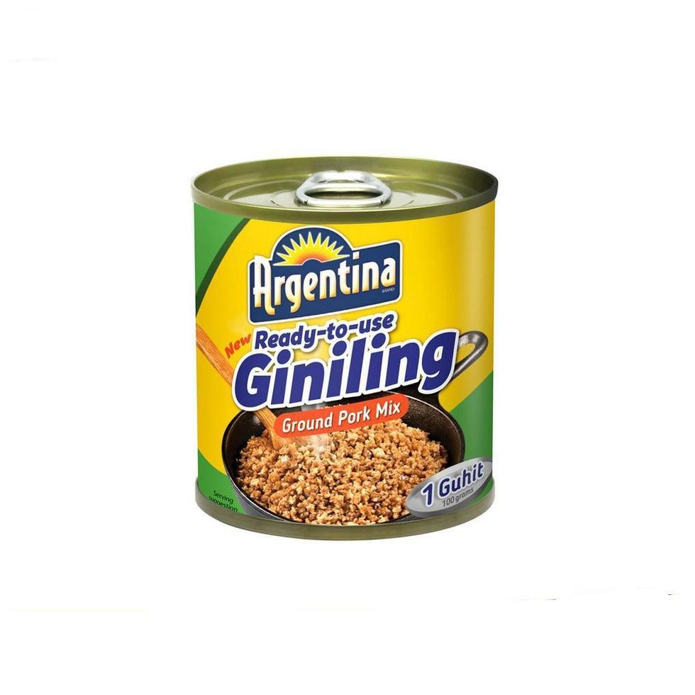 ARGENTINA RTU GINILING 100G