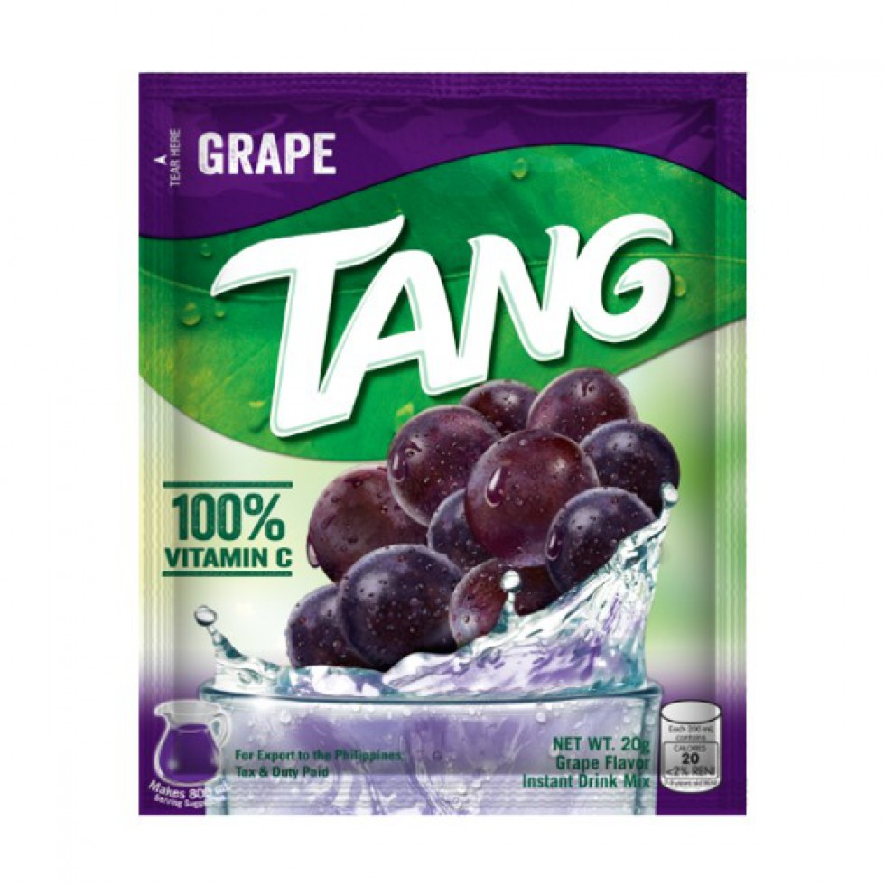 TANG LITRO GRAPE 20G