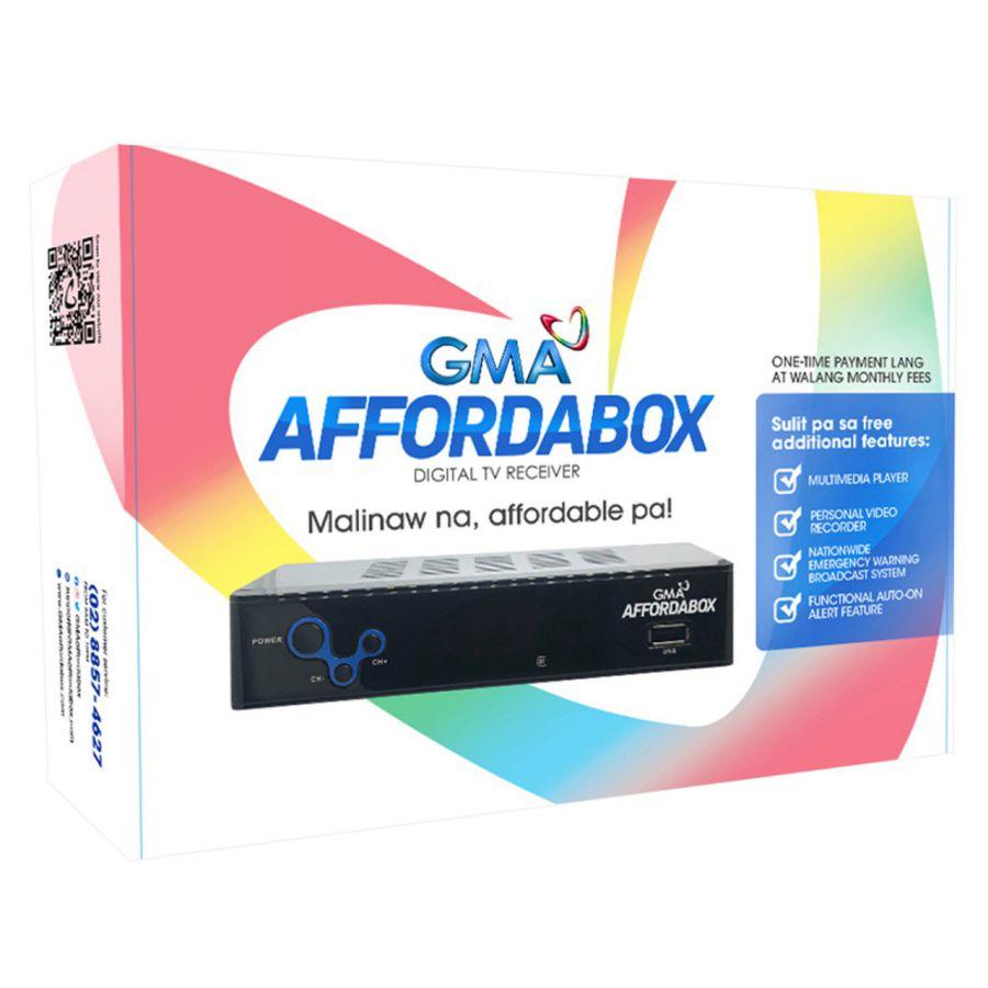DIGIBOX AV GMA AFFORDABOX