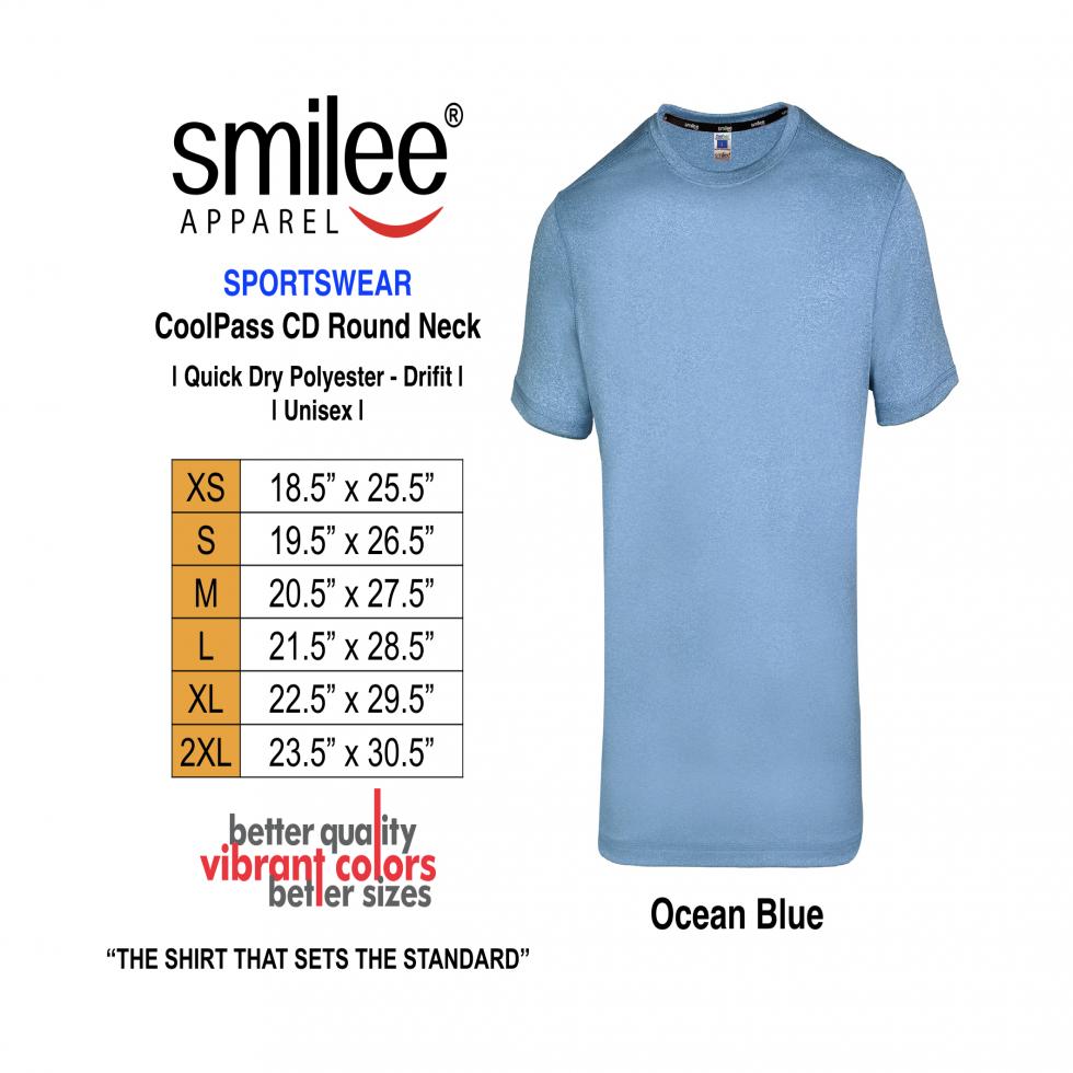 SMILEE TSHIRT COOL CD O.BLU S