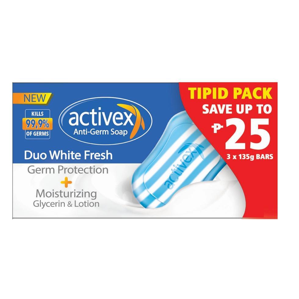 ACTIVEX D/W FRSH/S 135G B3SV25