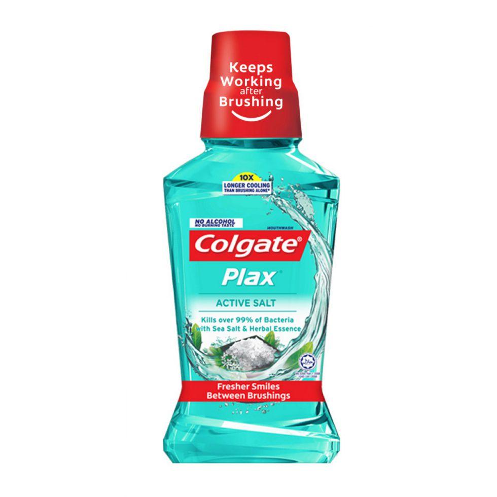 COLGATE PLAX HERBAL SALT 250ML