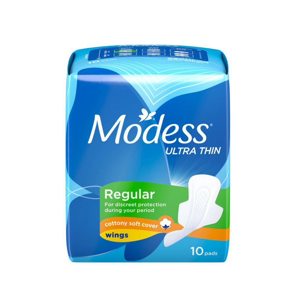 MODESS UT CS WINGS 10S