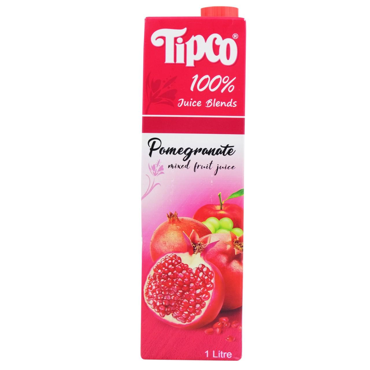 TIPCO POMEGRANATE JUICE 1L