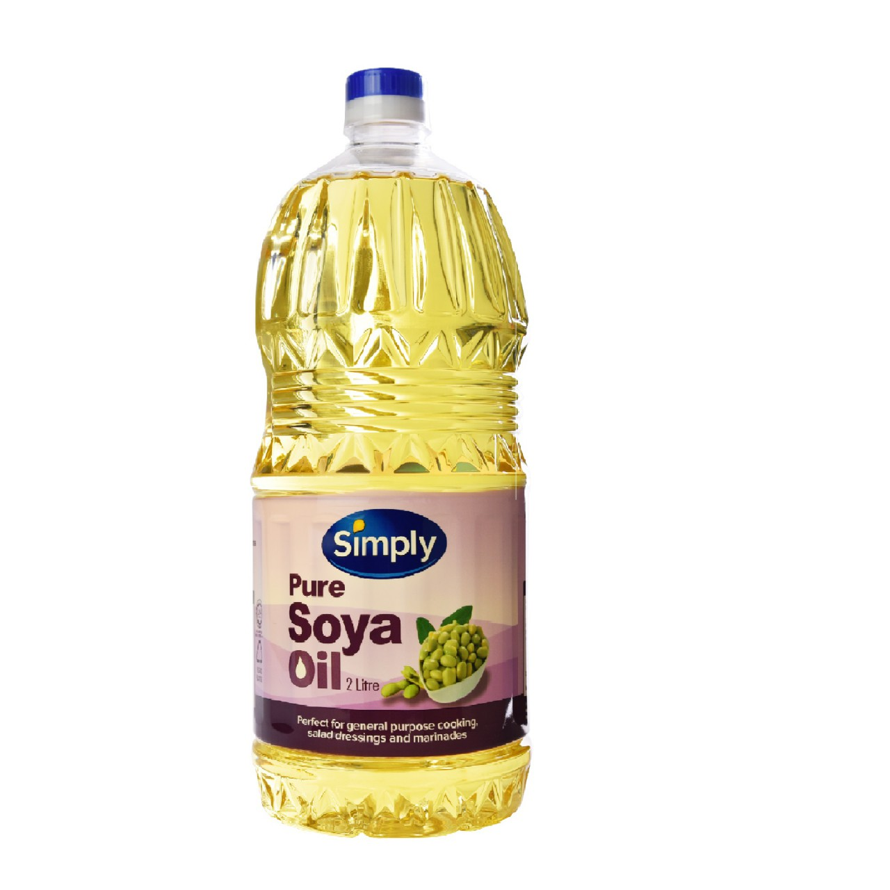 SIMPLY SOYA OIL 2L