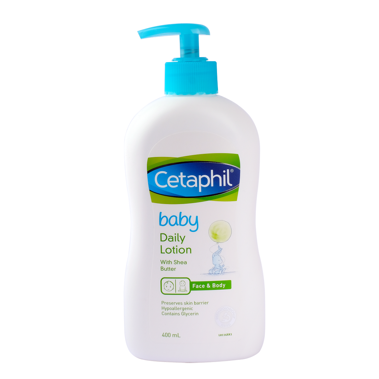 CETAPHIL DAILY LOTION 400ML