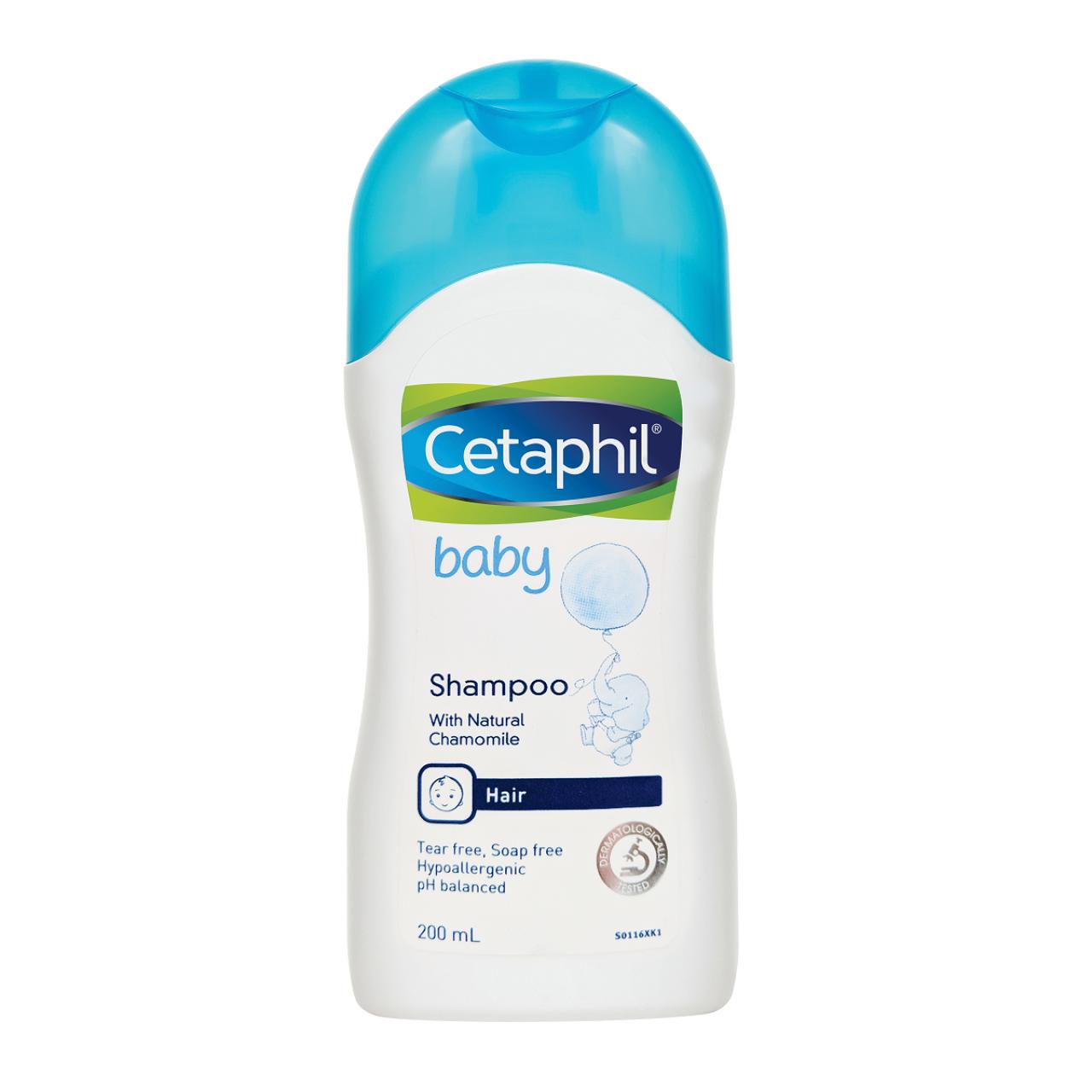 CETAPHIL BABY SHAMPOO 200ML