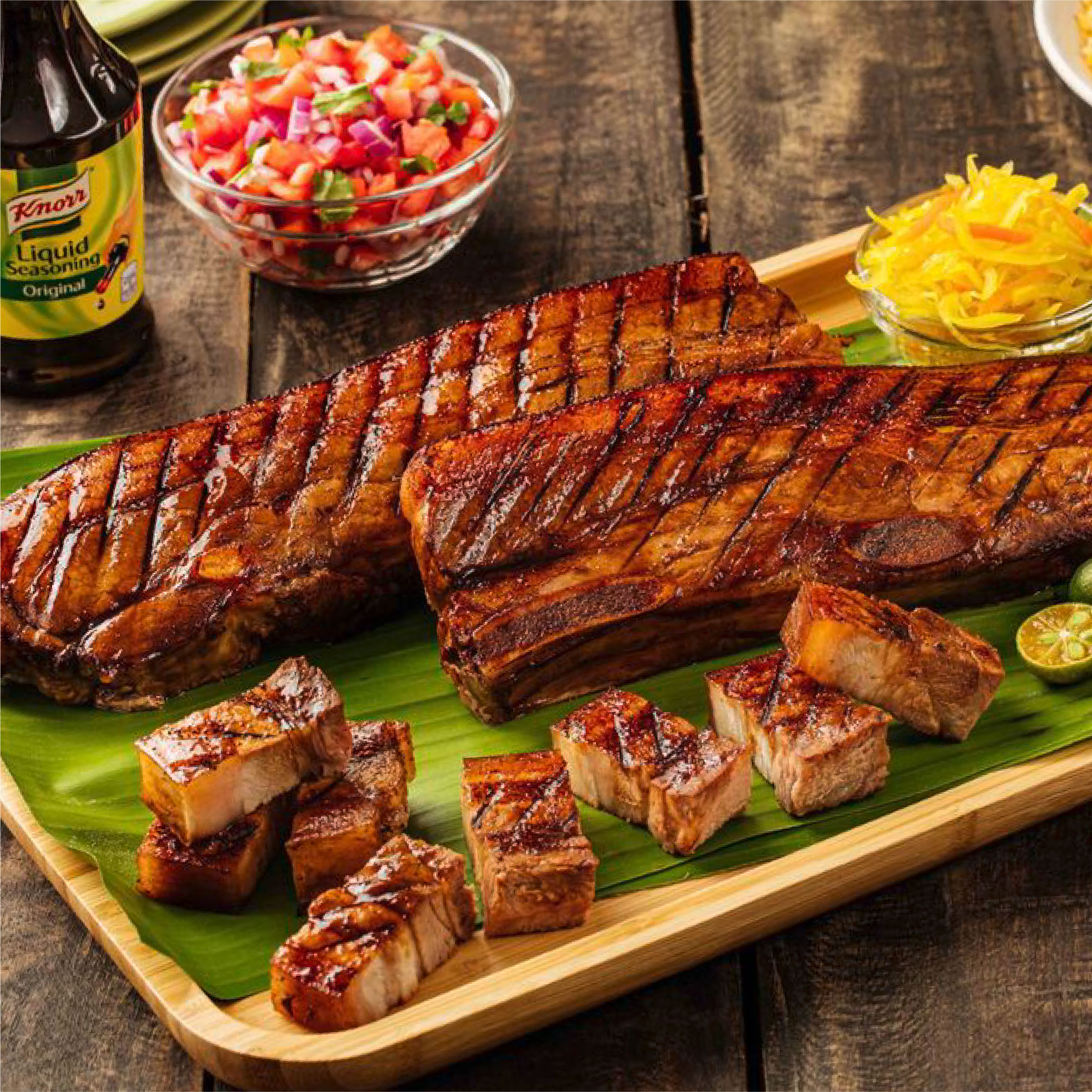 KNORR GRILLED LIEMPO