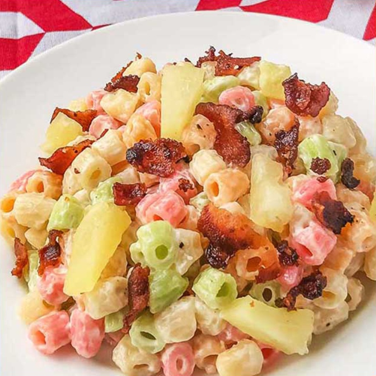 EL REAL PINEAPPLE PARTY PASTA